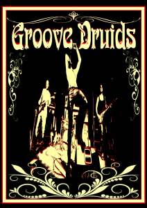 groove druids poster